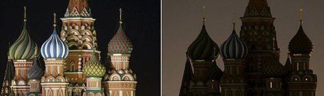 Moscow lights out March 28 2015