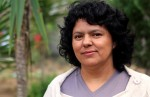 Berta Caceres (Courtesy of Goldman Environmental Prize)