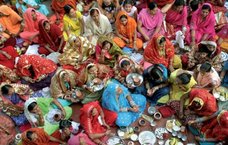 Women and food traditions