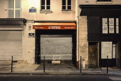 Photo of Vertbois, part of proposed Jeune Rue project. Photo by Cyrus Cornut