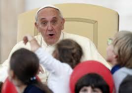 Pope Francis Courtesy of cnsblog