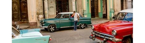 Cuban cars - look familiar ?