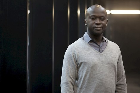 Architect David Adjaye is featured in an exhibition of the Chicago Architecture Biennial. One of his current projects is the National Museum of African-American Art & Culture on Washington DC's National Mall.