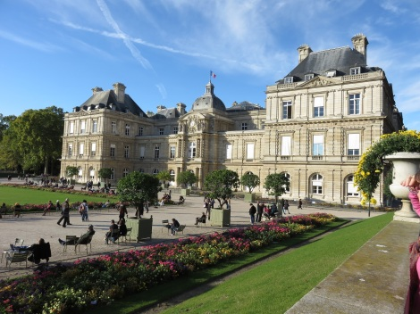 Luxembourg Gardens (Oct 2014) Bobbie Faul-Zeitler CC- 3.0