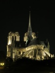 Notre Dame Cathedral in Parks from the Seine. (Bobbie Faul-Zeitler, CC 3.0)