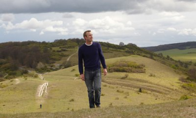 Robert Macfarlane, author of The Old Ways