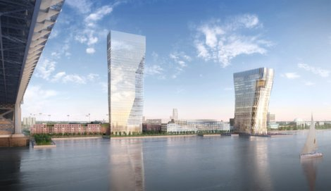 Camden waterfront proposal