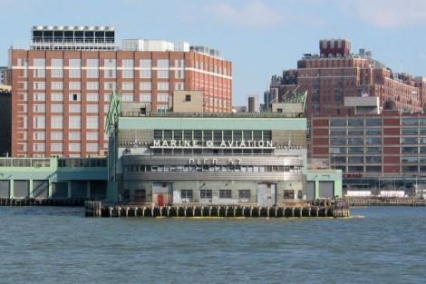 Old Pier 57 before revitaslization