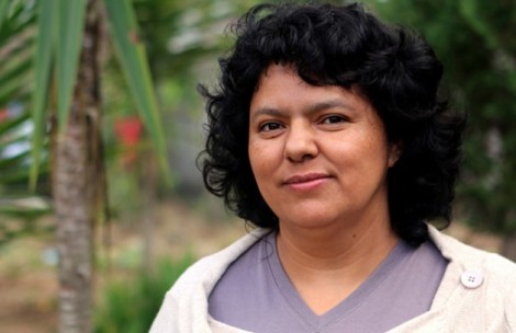Berta Caceres Courtesy of IPS News