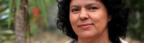 Berta Caceres Courtesy of IPS News