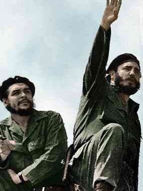 Che and Fidel (from Wikipedia)