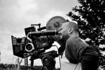 Director Ciro Guerra in the Amazon