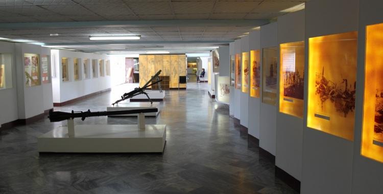 Museo Giron interior
