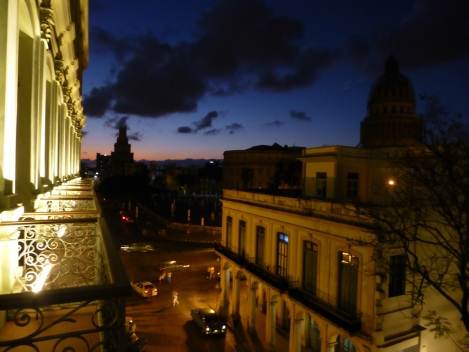 Evening in Havana. Photo courtesy of Meg Maguire