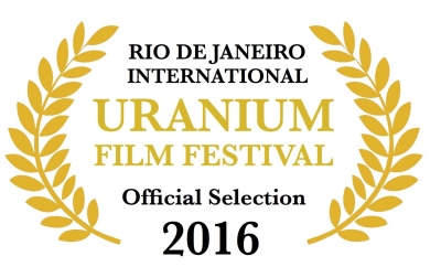 Logo of the Uranium Film Festival