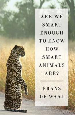 De Waal's newest book (2016) looks at how other animals solve problems with tools, skills and instincts.