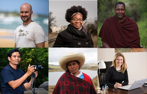 2016 Goldman Environmental Prize Award winners