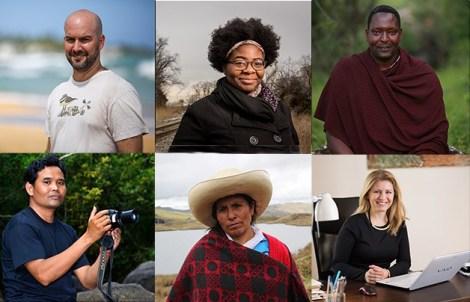 2016 Goldman Environmental Prize Award winners