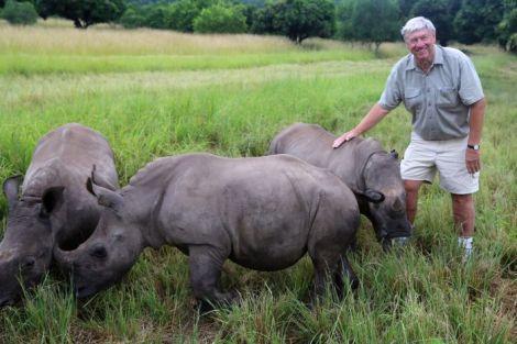 Ray Dearlove Aussie conservationist photo by Julia Salnicki