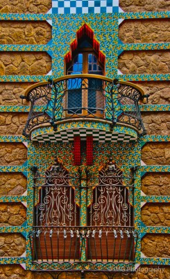 Casa Vicens detail