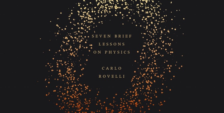 Cover of Seven Brief Lessons