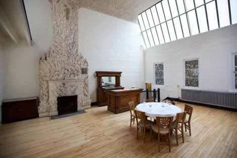 Studios of Gertrude Vanderbilt Whitney. Courtesy New York Times.