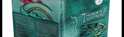 Thunder and Lightning book cover Copyright Random House