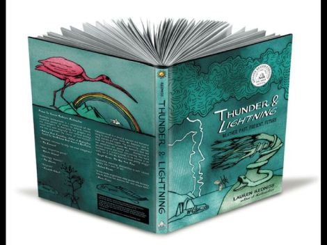 Thunder and Lightning book cover Copyright Random House