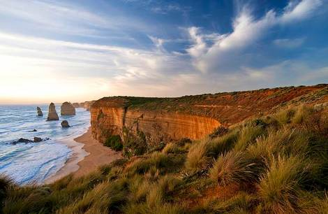 Twelve Apostles, Australia. Photo by Pete Seaward for Lovely Planet.