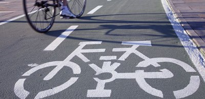 EuroVelo cycle sign