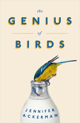 Genius of Birds book cover