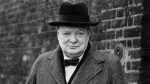 "Winston Churchill coined the name ""Iron Curtain"" in 1946. Courtesy of ITV News."
