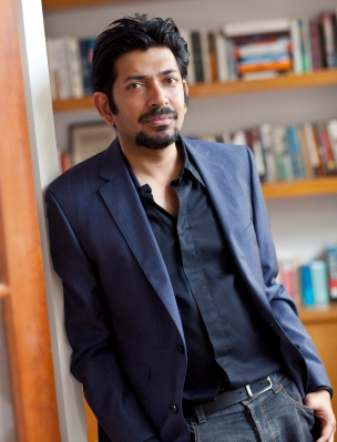 Mukherjee courtesy of simon and schuster photo by Deborah Feingold
