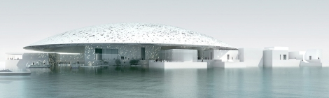 Louvre Abu Dhabi designed by Jean Nouvel opens in 2017