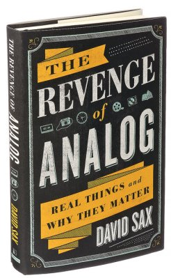 The Revenge of Analog (cover)
