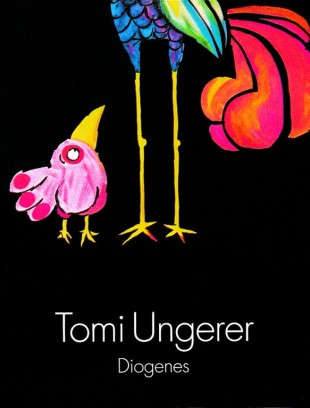 Tomi Ungerer illustration