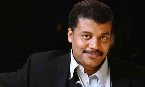 Astrobiologist Neil DeGrasse Tyson