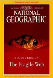 Biodiversity the fragile web February 1999