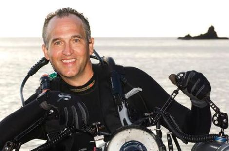 Brian Skerry. Photo by Mauricio Handler