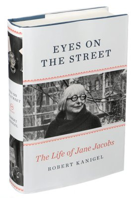 Eyes on the Street book cover