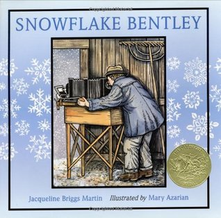 Snowflake Bentley book