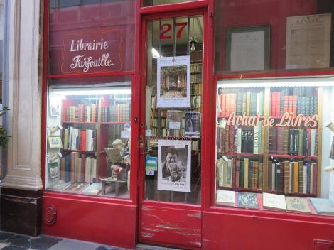 Passage Verdeau in Paris (Bobbie Faul-Zeitler, (CC 3.0)