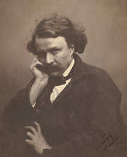 Nadar self-portrait. Courtesy graficaartis, Getty Images.