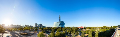 Canadian Museum of Human Rights, Winnipeg
