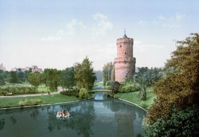 Netherlands-Nijmegen, Kronenburger Park