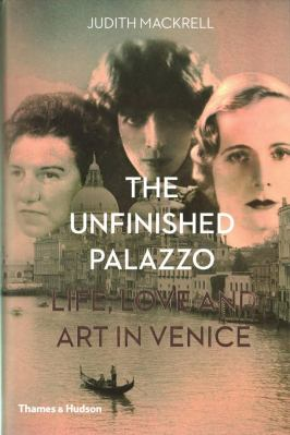 The Unfinished Palazzo book cover