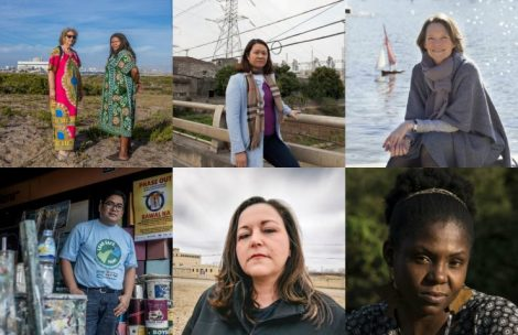 2018 Goldman Prize Winners