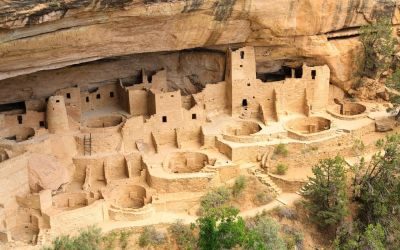 Mesa Verde. Photo by Hansen Himself.