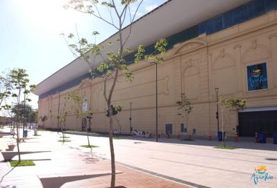 Exterior of AquaRio by Juliana Moutinho Alvim