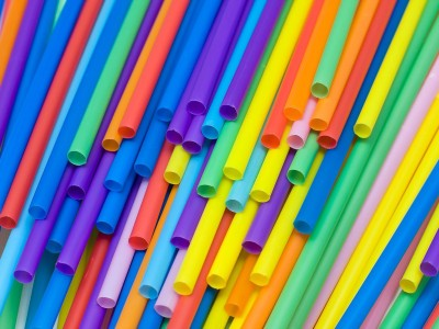 Plastic straws. Courtesy of Horia Varlan CCA 2.0